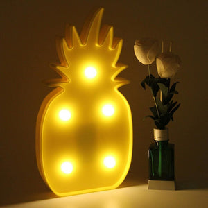 Pineapple Night Light - Mounteen.com