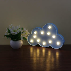 Cloud Night Light - Mounteen.com