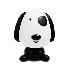 Puppy Dog Lamp