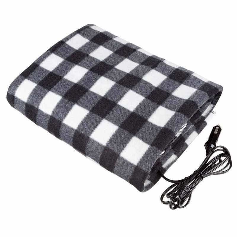 Electric Heated Car Blanket - Mounteen.com