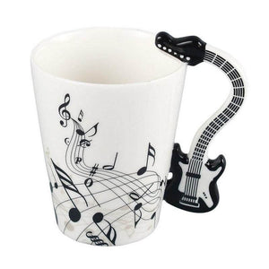 Gifts for musicians - Electric Guitar Mug