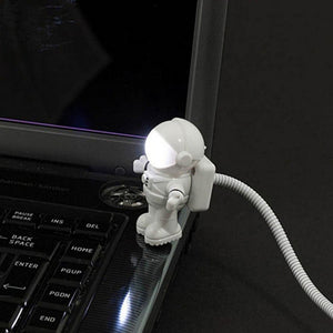 Floating Astronaut Keyboard Night Light - Mounteen.com
