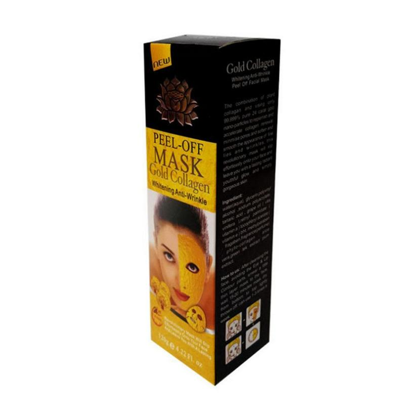 Peel-Off Gold Collagen Mask