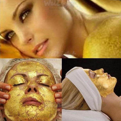 Anti-Aging Golden Peel-Off Face Mask