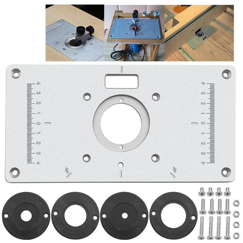 Insert Plate for Router Table