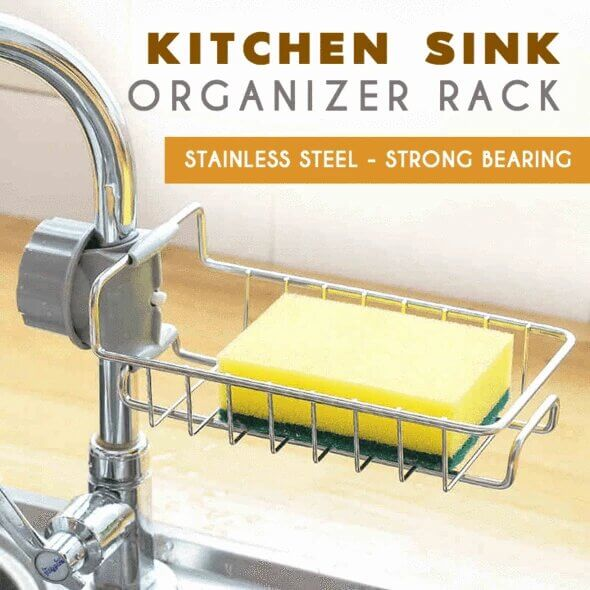 Kitchen Sink Organizer