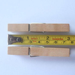 large clothespin