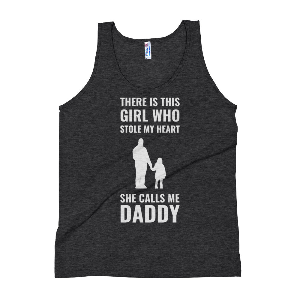 Father's Day 'Daddy' Tank Top - Mounteen.com