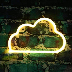 Neon Cloud Light