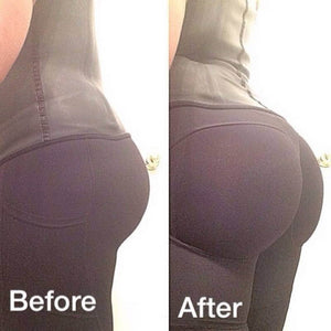 bum lifter pants before and after