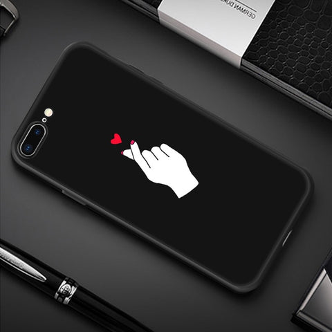Finger Snap iPhone Case