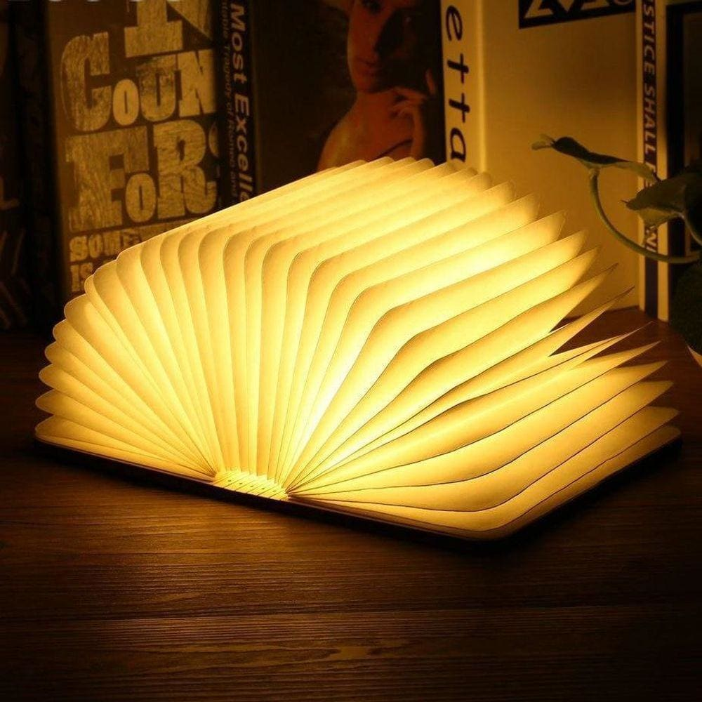 Luminous Magic Book Light - Mounteen.com