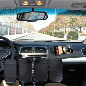 Set of 4 Dashboard Anti-Slip Pads - Mounteen.com