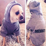 Dog Security Vest Hoodie