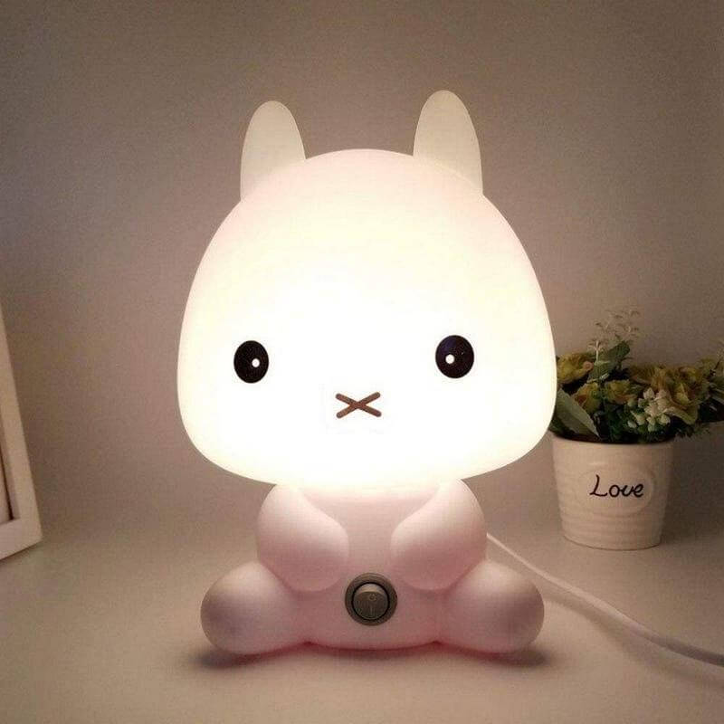 Rabbit Night Lamp