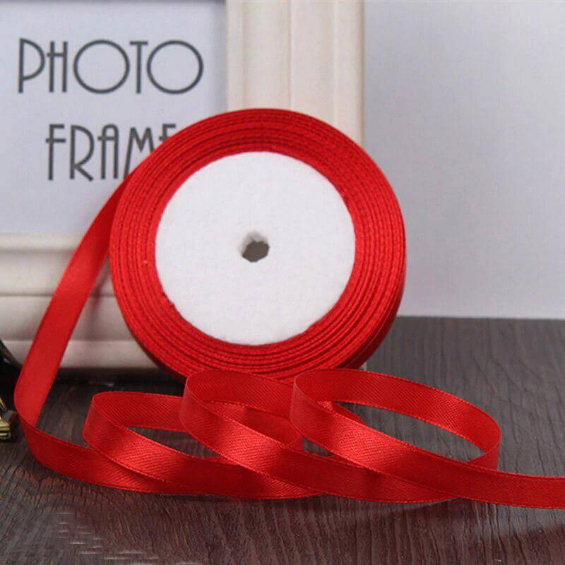 Red Curling Ribbon