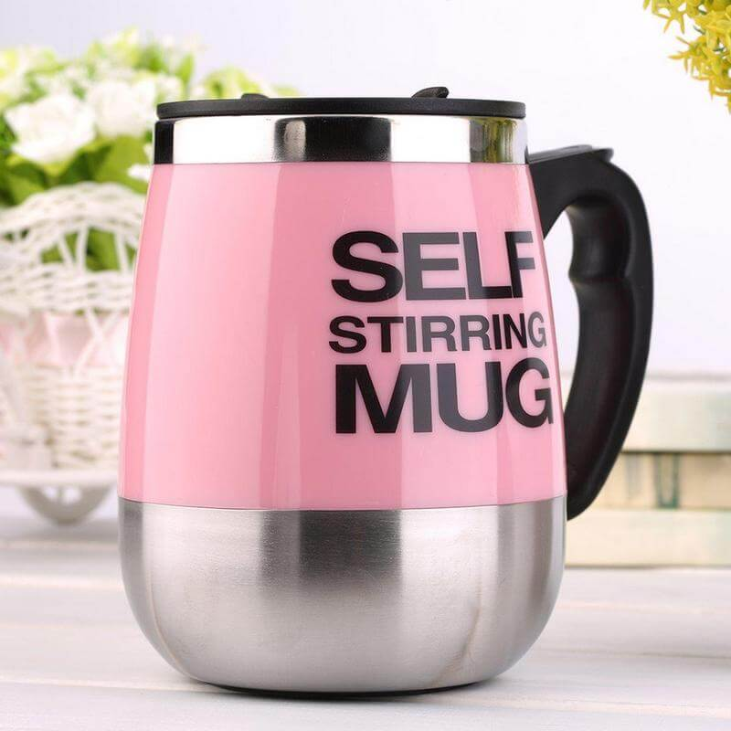 Self Mixing Mug