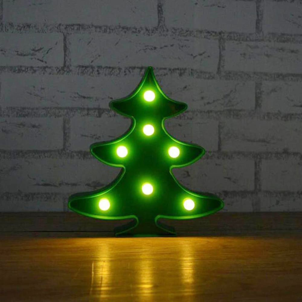 Christmas Tree Night Light - Mounteen.com