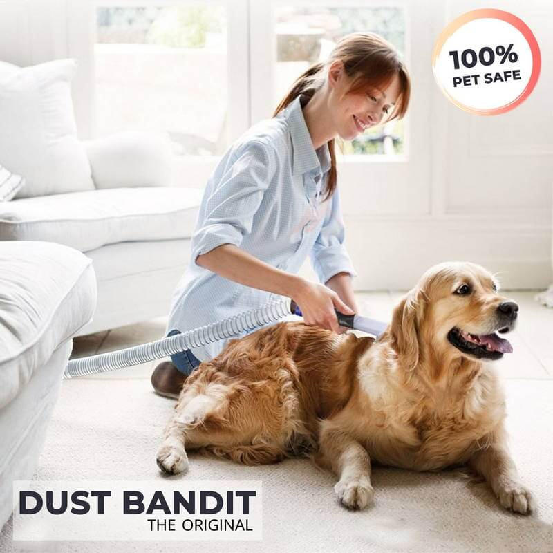 Dust Bandit - Tiny Tubes Vacuum Attachment