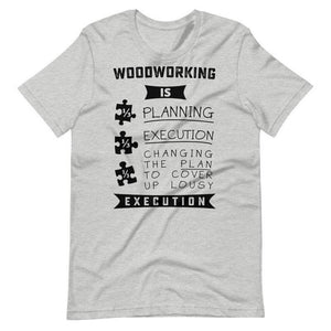 Woodworking Shirts - Gifts for woodworking dad