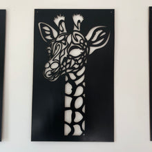 Load image into Gallery viewer, Giraffe cut out wall decor - younique-collective