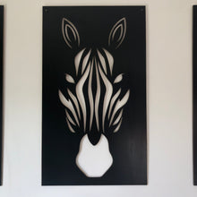 Load image into Gallery viewer, Zebra cut out wall decor - Younique Collective