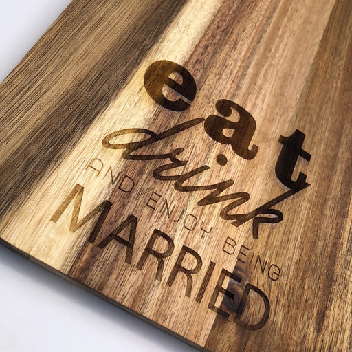 Eat, Drink & be Married - Younique Collective