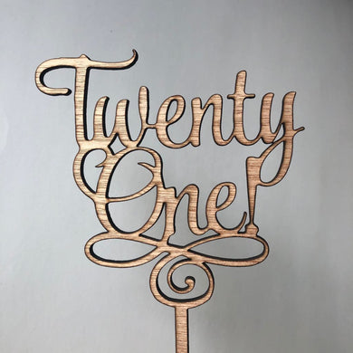 Twenty One - Younique Collective