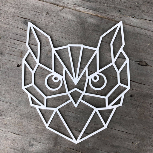 Geometric Owl head - Younique Collective