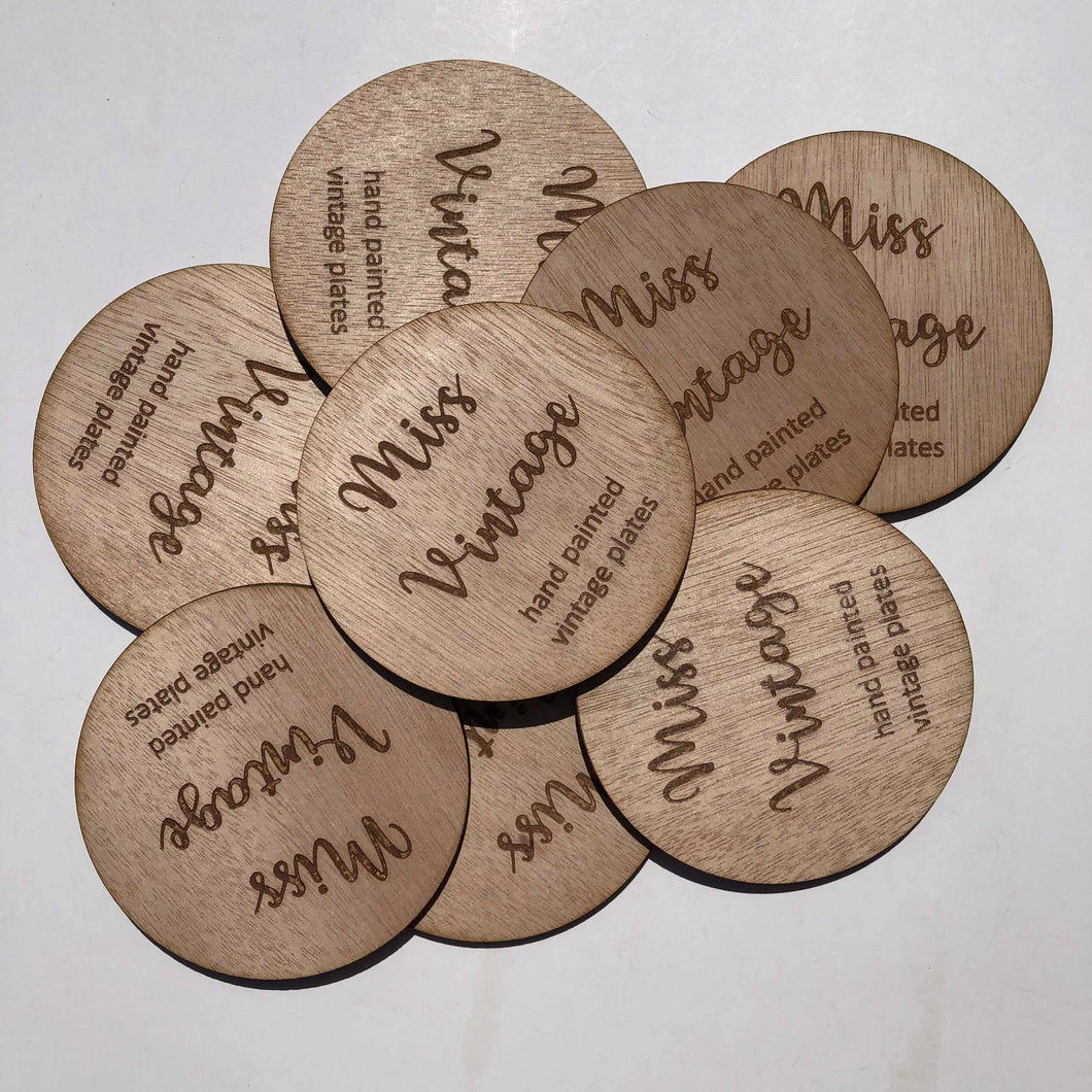 Corporate coasters - Younique Collective