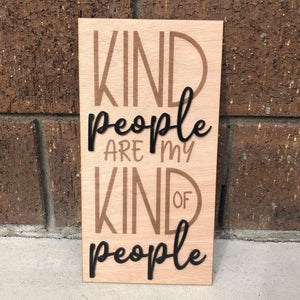 Kind People are my Kind of People - younique-collective