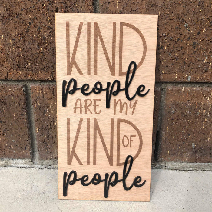 Kind People are my Kind of People - Younique Collective