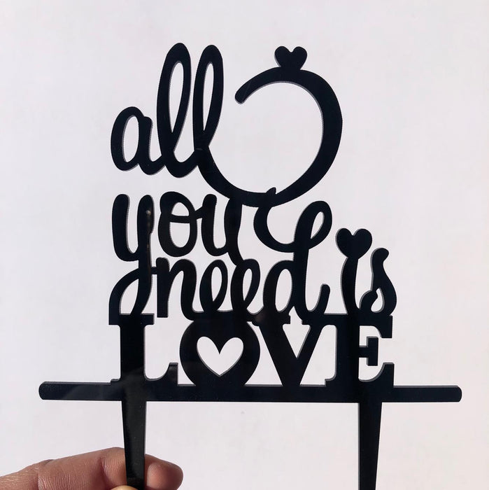 All you need is Love - Younique Collective