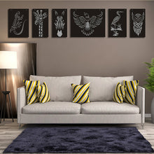 Load image into Gallery viewer, Lizard cut out wall decor - Younique Collective