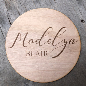 Name plaques - younique-collective