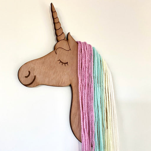 Unicorn bow holder - Sugarplum - Younique Collective