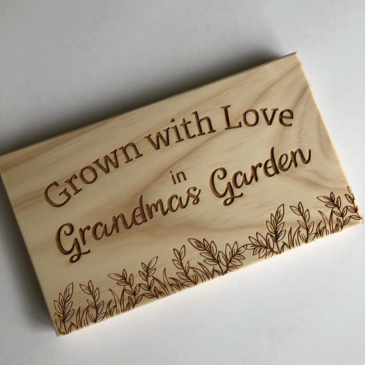 Grown with love grandma - Younique Collective