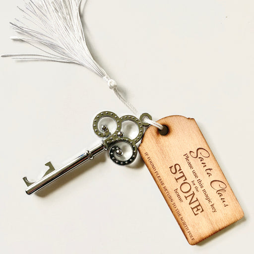 Santa Key personalised
