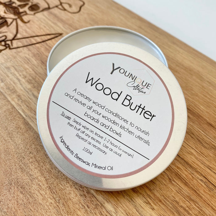 Wood Butter - Younique Collective
