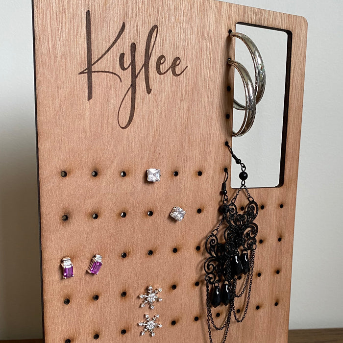 Earring holder - Name - Younique Collective