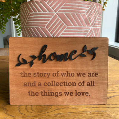 Home the story of who we are - Younique Collective