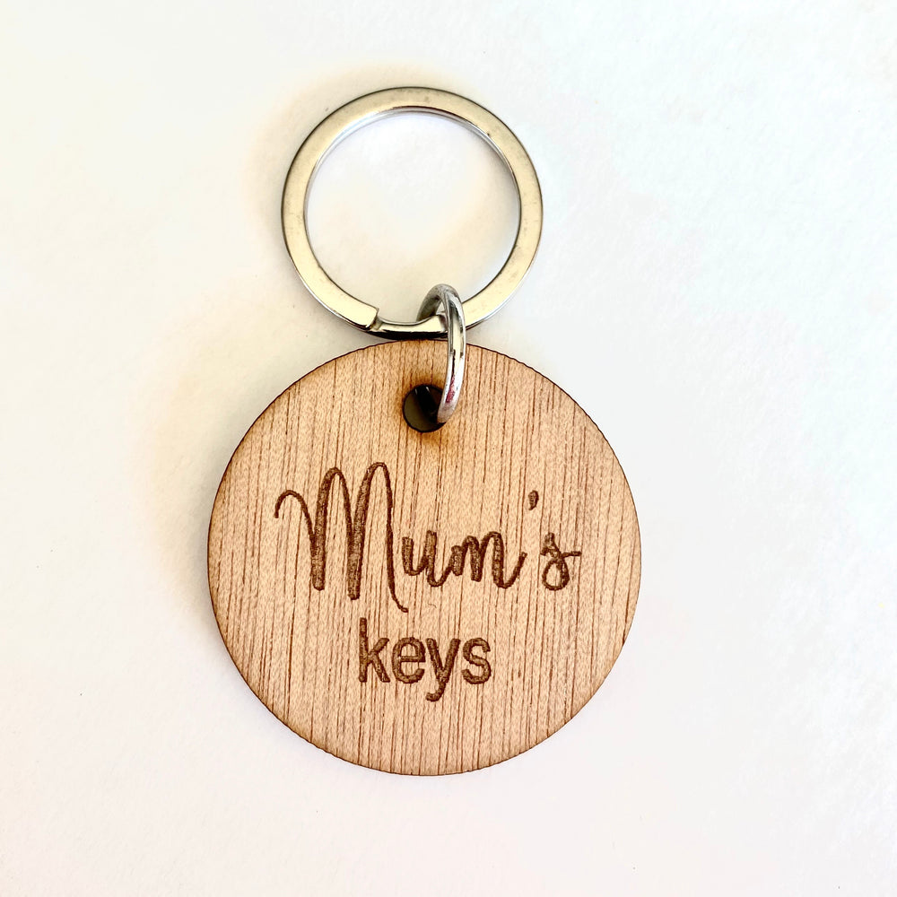 Mum's Keys - Younique Collective