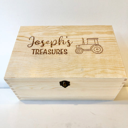 Name Keepsake boxes - Younique Collective