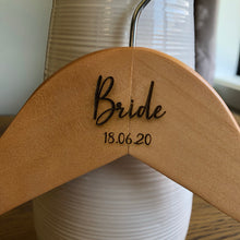Load image into Gallery viewer, Bridal Coat Hangers - Younique Collective