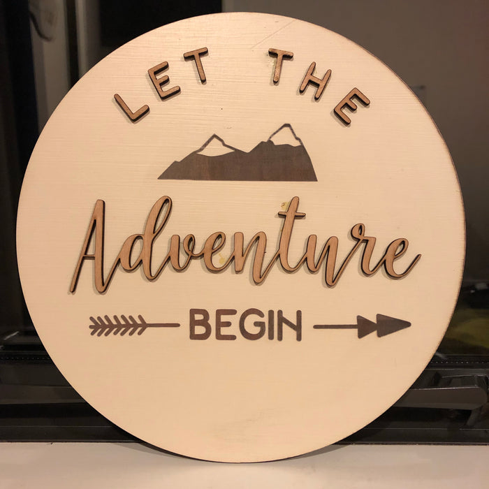 Let the adventure begin - Younique Collective