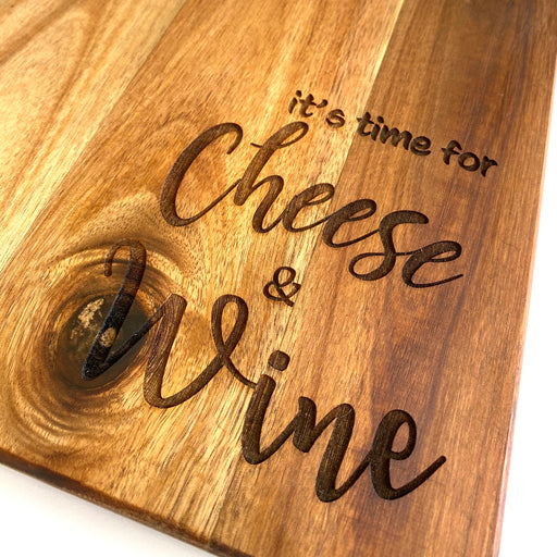 It's time for cheese and wine - Younique Collective