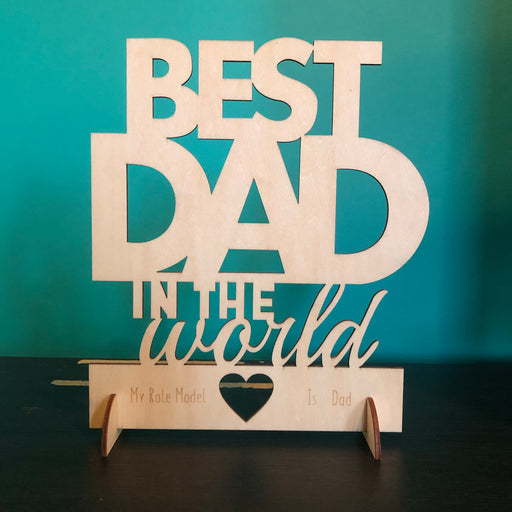 Best dad in the world - Younique Collective