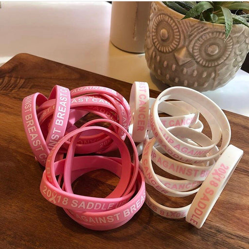 Silicone wristbands - Younique Collective