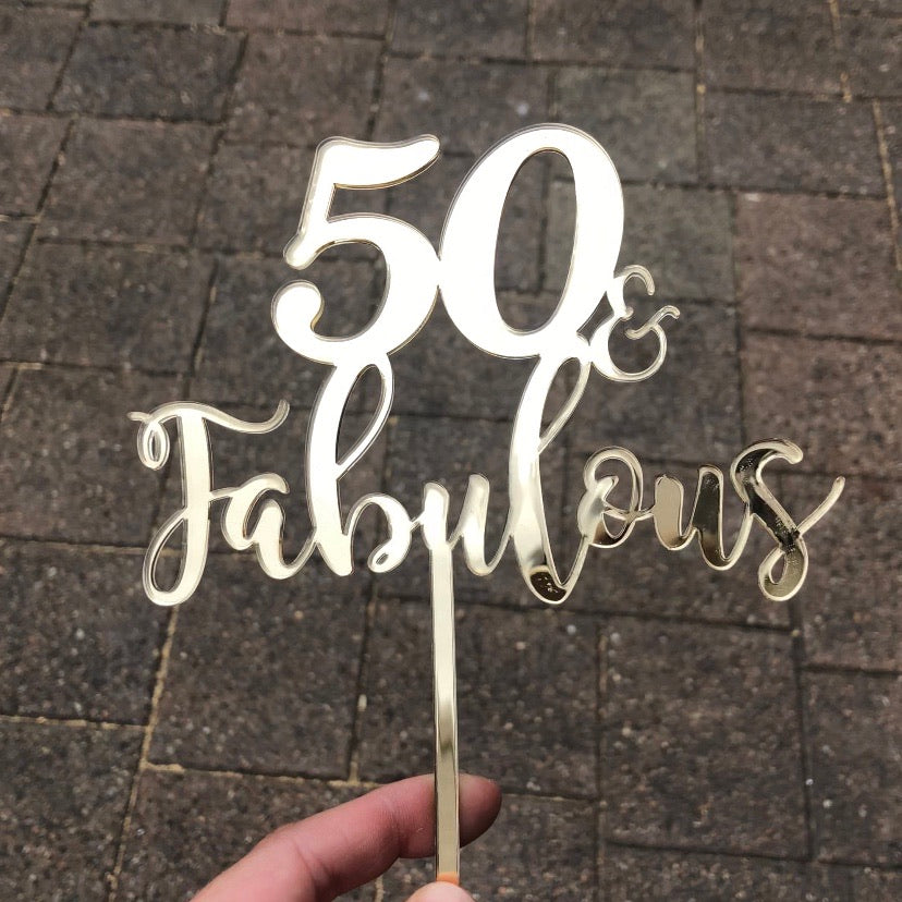 50 & fabulous - Younique Collective