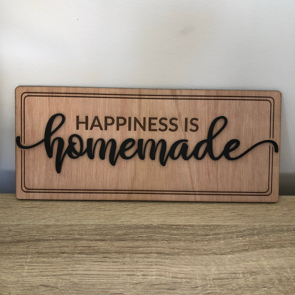 Happiness is Homemade - Younique Collective